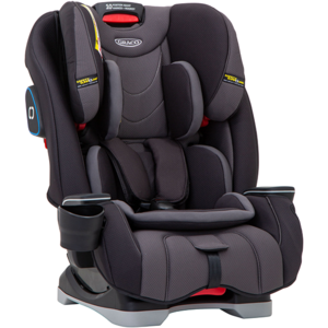 Scaun auto GRACO SlimFit Midnight G8AE999MDBEU, 5 puncte, 0 - 36kg, negru-gri inchis