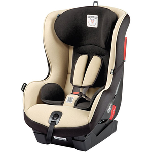 Scaun auto PEG PEREGO Viaggio 1 Duo-Fix K, Isofix, 9 - 18kg, crem-negru