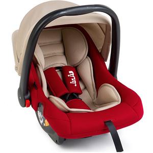 Scoica auto JUJU Baby Boo JU1200-ED-05, 3 puncte, 0 - 13kg, bej-bordo