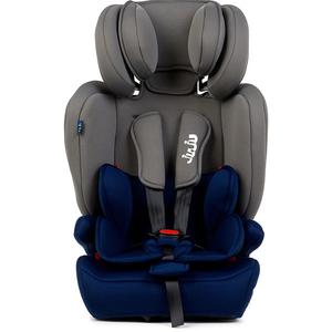 Scaun auto JUJU Safe Rider JU1200-EF-07, 5 puncte, 9 - 36kg, gri-bleumarin