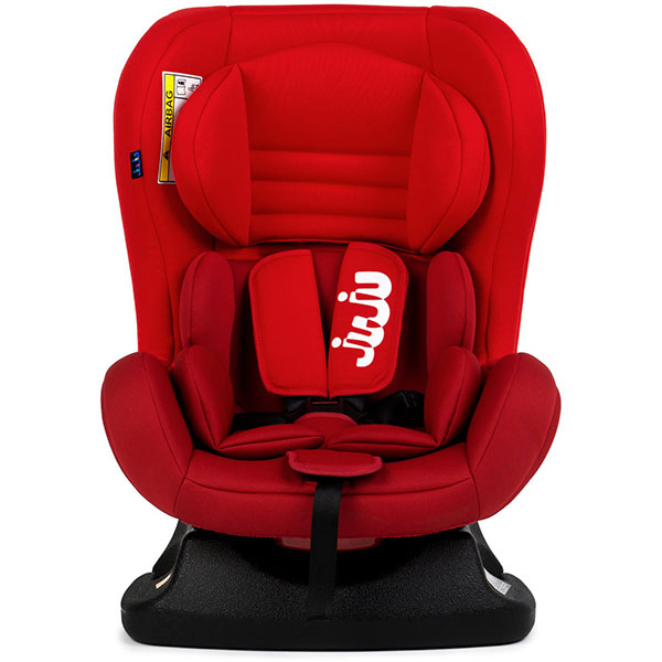 Scaun auto JUJU Little Rider JU1200-DC-RED-D-RED, 5 puncte, 0 - 18kg, rosu-bordo