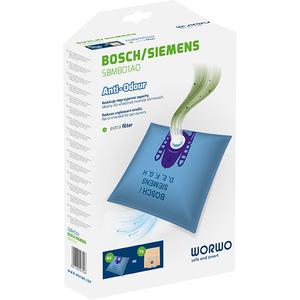 Kit WORWO Anti-Odour SBMB01AO: 4 saci + 1 filtru