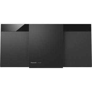 Microsistem PANASONIC SC-HC300EG-K, 20W, FM, CD, USB, Bluetooth, negru
