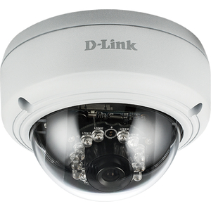 Camera IP exterior D-LINK DCS4602EV 2MP, Full HD, Dome