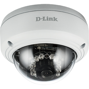 Camera IP interior D-LINK DCS4603 3MP, Full HD, Dome