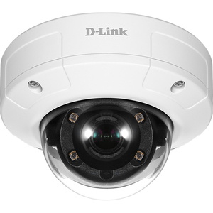 Camera IP exterior D-LINK DCS4633EV 3MP, Full HD, Dome