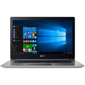 "Laptop ACER Swift SF314-52-888G, Intel® Core™ i7-8550U pana la 4.0GHz, 14"" Full HD, 8GB, SSD 256GB, Intel® UHD Graphics 620, Windows 10 Home"