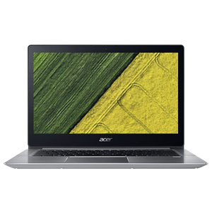 "Laptop ACER Swift SF314-52-59F2, Intel® Core™ i5-8250U pana la 3.4GHz, 14"" Full HD, 8GB, SSD 256GB,  Intel® UHD Graphics 620, Linux"