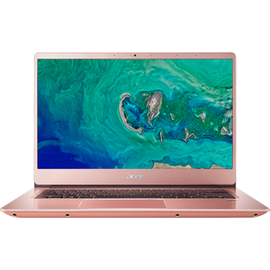 "Laptop ACER Swift 3 SF314-56-52TG, Intel® Core™ i5-8265U pana la 3.9GHz, 14"" Full HD, 8GB, SSD 256GB, Intel® UHD Graphics 620, Linux, Sakura Pink"