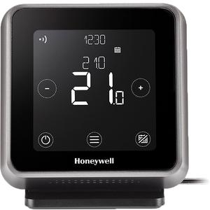 Termostat smart HONEYWELL LYRIC T6R, fara fir, Wi-Fi, negru