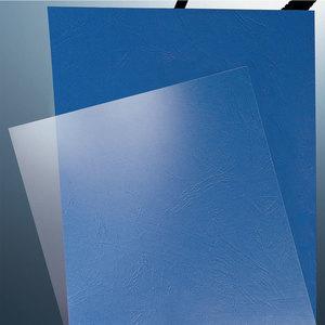 Coperta indosariere VOLUM, A4, 180 microni, transparent, 100 bucati