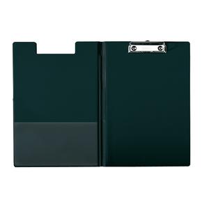 Clipboard dublu ESSELTE, A4, carton plastifiat, negru