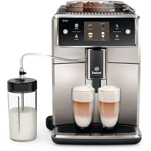 Espressor super automat Saeco Xelsis SM7683/00, 1.7l, HygieSteam, negru