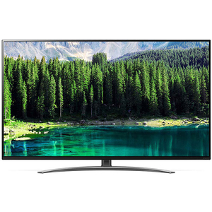 Televizor NanoCell Smart Ultra HD 4K, HDR, 123 cm, LG 49SM8600PLA
