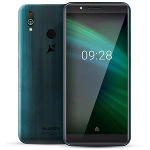 Telefon ALLVIEW A10 Max, 16GB, 1GB RAM, Dual SIM, Turcoaz gradient