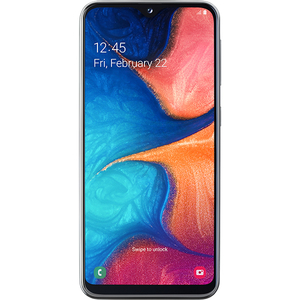 Telefon SAMSUNG Galaxy A20e, 32GB, 3GB RAM, Dual SIM, Black