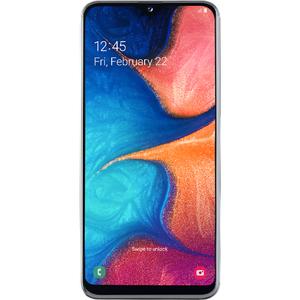 Telefon SAMSUNG Galaxy A20e, 32GB, 3GB RAM, Dual SIM, White