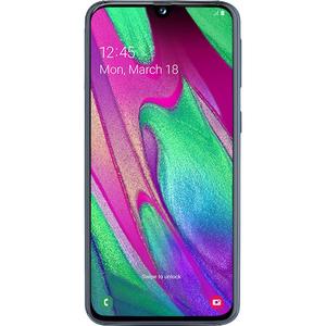 Telefon SAMSUNG Galaxy A40, 64GB, 4GB RAM, Dual SIM, Black
