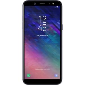 Telefon SAMSUNG Galaxy A6 (2018), 32GB, 3GB RAM, Dual SIM, Orchid Gray
