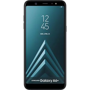 Telefon SAMSUNG Galaxy A6 Plus (2018), 32GB, 3GB RAM, Dual SIM, Black