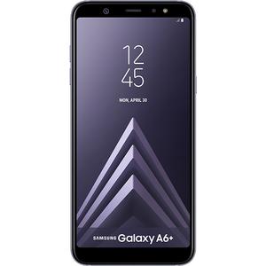 Telefon SAMSUNG Galaxy A6 Plus (2018), 32GB, 3GB RAM, Dual SIM, Orchid Gray