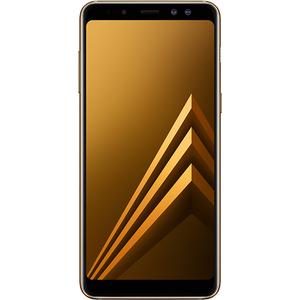 Telefon SAMSUNG Galaxy A8, 32GB, 4GB RAM, dual sim, Gold