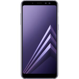 Telefon SAMSUNG Galaxy A8, 32GB, 4GB RAM, dual sim, Orchid Gray