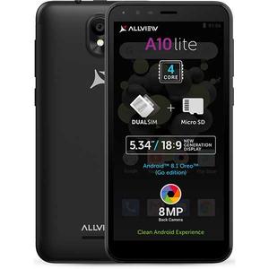 Telefon ALLVIEW A10 Lite 8GB, 1GB RAM, Dual SIM, Black