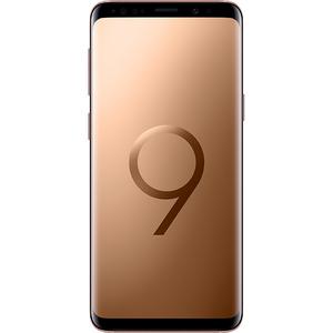 Telefon SAMSUNG Galaxy S9, 64GB, 4GB RAM, Dual SIM, Gold