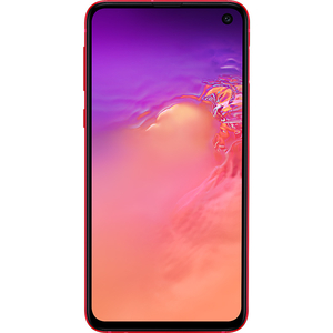 Telefon SAMSUNG Galaxy S10e, 128GB, 6GB RAM, Dual SIM, Red
