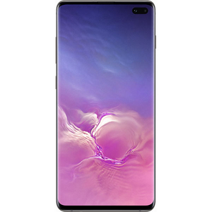Telefon SAMSUNG Galaxy S10 Plus, 512GB, 8GB RAM, Dual SIM, Ceramic Black