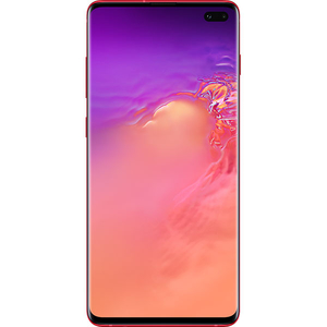 Telefon SAMSUNG Galaxy S10 Plus, 128GB, 8GB RAM, Dual SIM, Red
