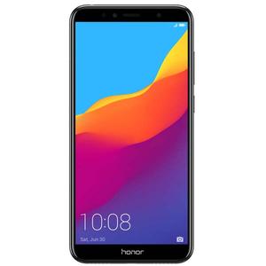Telefon HONOR 7A 32GB, 3GB RAM, Dual SIM, Black