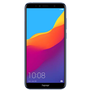 Telefon HONOR 7A 32GB, 3GB RAM, Dual SIM, Blue