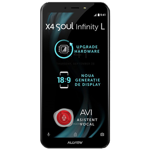 Telefon ALLVIEW X4 Soul Infinity L, 16GB, 2GB RAM, Dual SIM, Night Sky