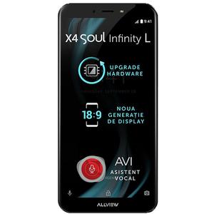 Telefon ALLVIEW X4 Soul Infinity L, 16GB, 2GB RAM, Dual SIM, Mocha Gold