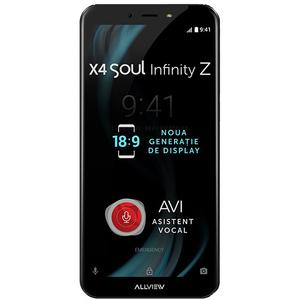 Telefon ALLVIEW X4 Soul Infinity Z, 32GB, 4GB RAM, Dual SIM, Mocha Gold