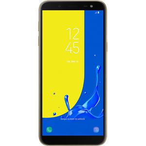 Telefon SAMSUNG J6 (2018) SM-J600FZDUROM 32GB 3GB RAM, Gold