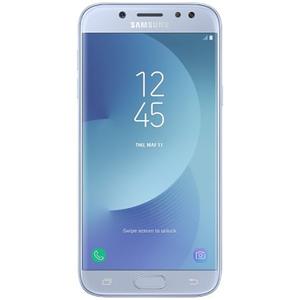 "Telefon SAMSUNG Galaxy J7 2017, 5.5"", Dual Sim, 13MP, 3GB RAM, 16GB, Octa-Core, 4G, Silver"