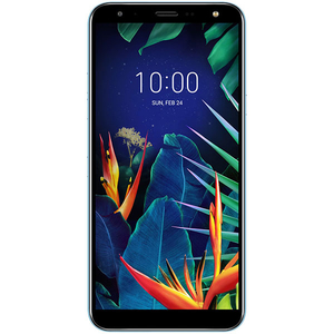 Telefon LG K40, 32GB, 2GB RAM, Dual SIM, Moroccan Blue