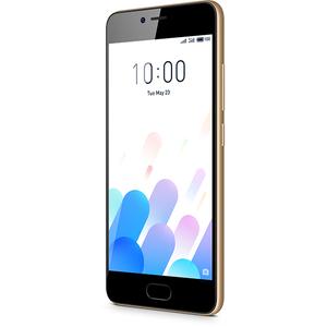 Telefon MEIZU M710H M5C, 16 GB, 2GB RAM, Dual SIM, Gold