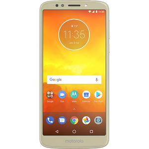 Telefon MOTOROLA Moto E5, 16GB, 2GB RAM, Dual SIM, Gold