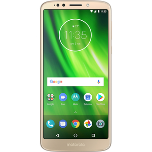 Telefon MOTOROLA Moto G6 Play 4G/LTE Dual Sim, 32GB 3GB RAM, Gold
