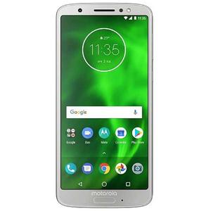 Telefon MOTOROLA Moto G6, 32GB, 3GB RAM, Dual SIM, Silver