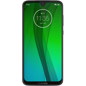 Telefon MOTOROLA G7, 64GB, 4GB RAM, Dual SIM, black