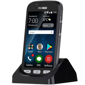 Telefon MAXCOM MS459 Harmony, 32GB, 2GB RAM, Single SIM, Black
