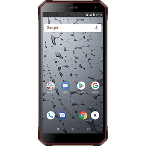 Telefon MAXCOM MS571, 32GB, 3GB RAM, Dual SIM, Black-Red