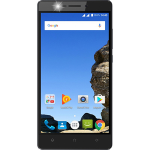 Telefon MYRIA Grand 4G MY9063 16GB, 2GB RAM, Dual SIM, Black