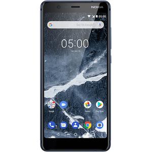 Telefon NOKIA 5.1 (2018), 16GB, 2GB RAM, Dual SIM, Blue