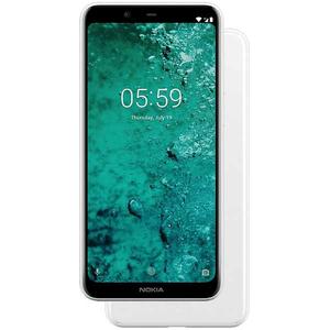 Telefon NOKIA 5.1 Plus 32 GB, 3GB RAM, Dual SIM, White